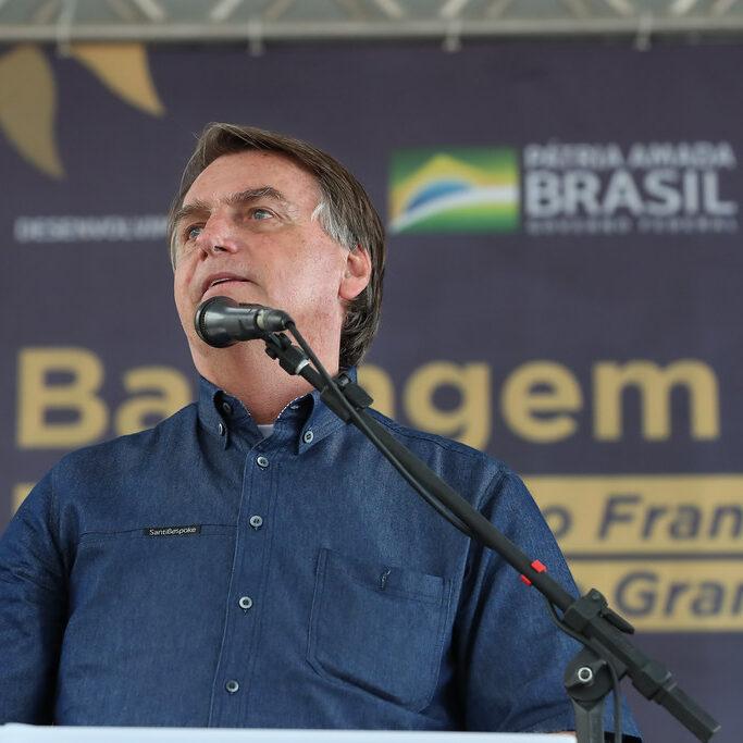 Bolsonaro nega corrupção com a Covaxin e critica Luís Miranda