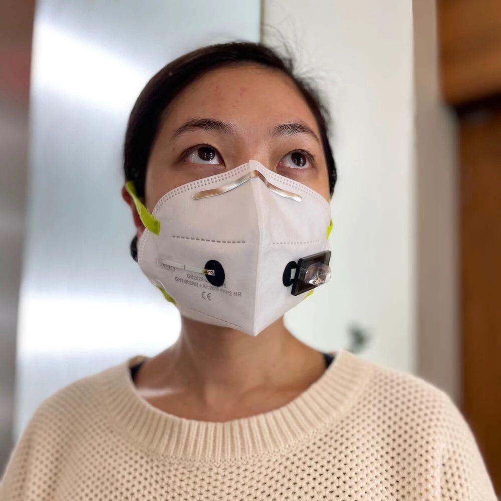 Máscara desenvolvida nos EUA detecta Covid-19 em 90 minutos