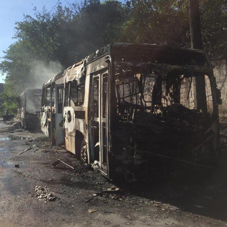 Manaus é alvo de ataques após morte de traficante