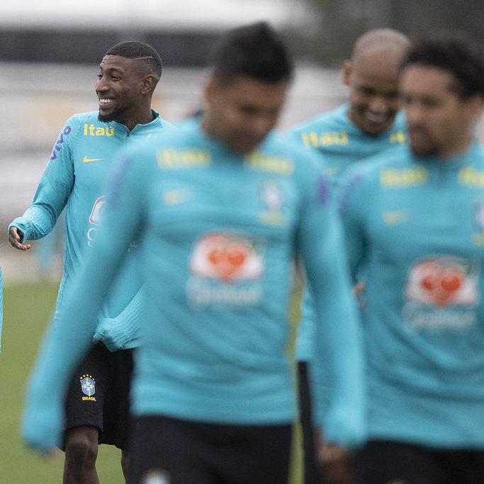 Jogadores da Seleção decidem jogar a Copa América no Brasil