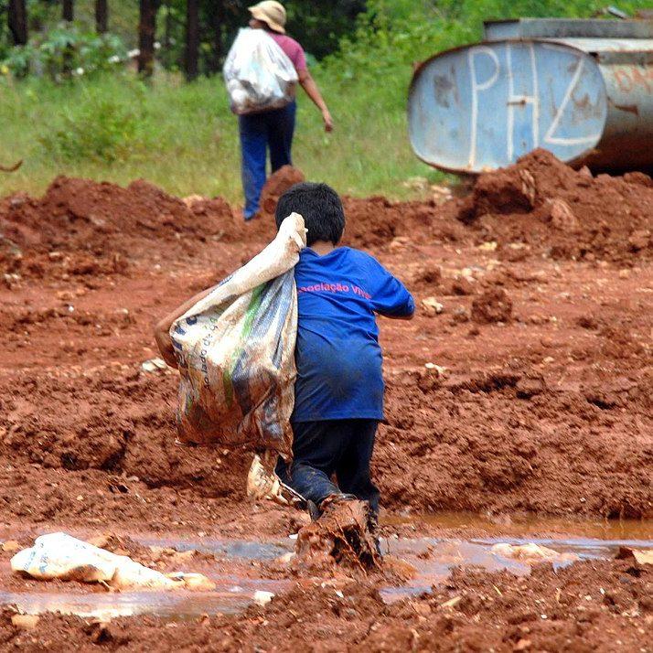 Trabalho infantil global aumenta pela primeira vez em 20 anos