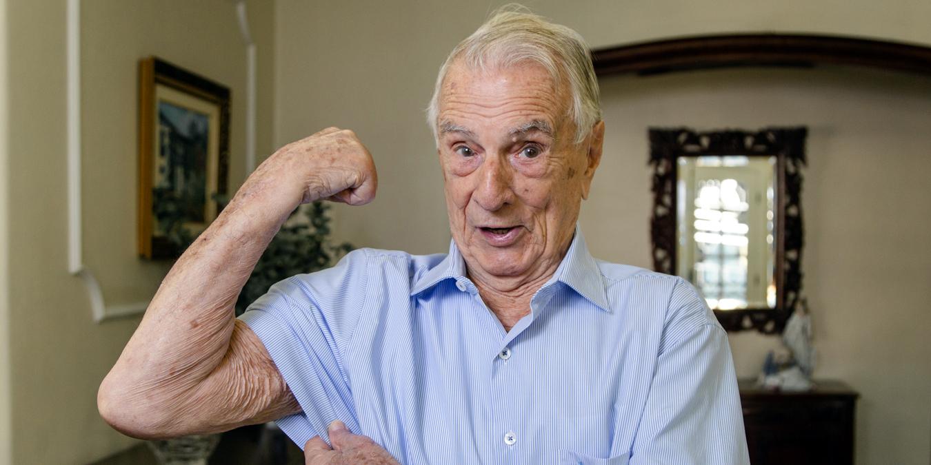 """Ator e dublador Orlando Drummond, """"Seu Peru"""", morre aos 101 anos"""