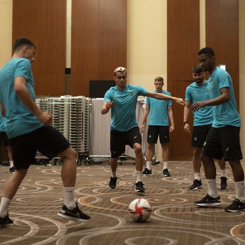 Jogos Olímpicos: Seleção masculina de futebol encara o Egito nas quartas de final