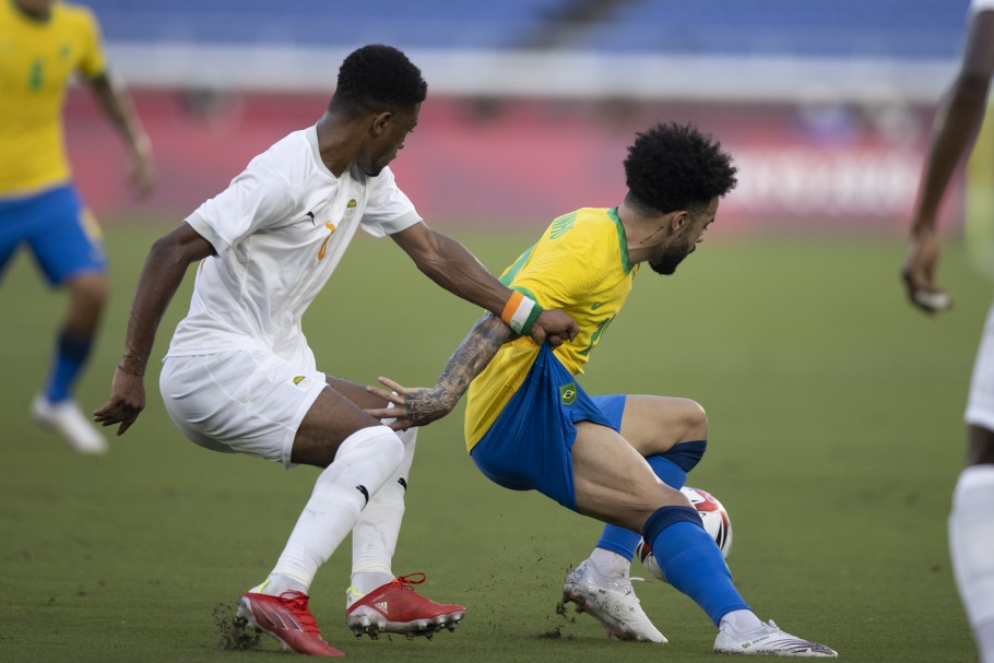 Jogos Olímpicos: Seleção empata com a Costa do Marfim e adia a classificação
