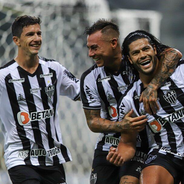 Brasileirão: Atlético-MG aposta no bom sistema defensivo para seguir na cola pela liderança