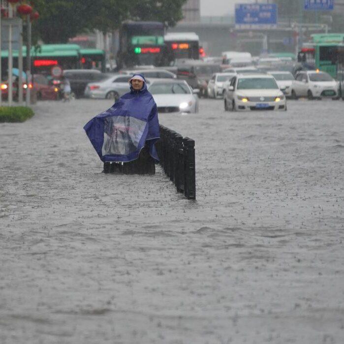 Catástrofe chinesa e alemã mostram avanço da crise climática