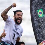 Jogos Olímpicos: Ítalo Ferreira comemora o ouro e revela saudade de casa