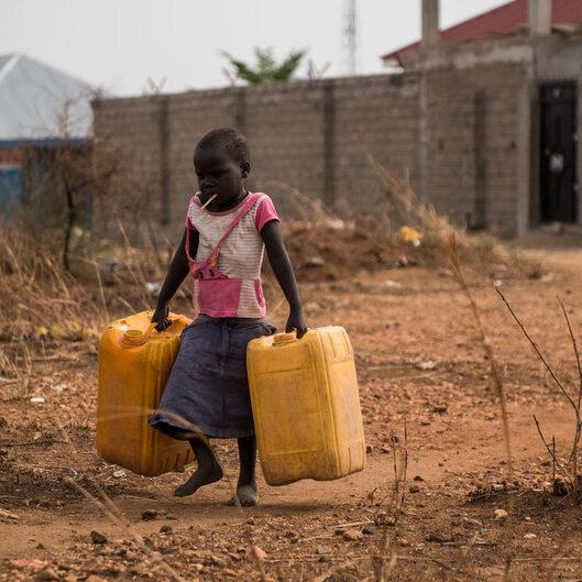 Sudão do Sul: taxa de mortalidade infantil é a maior do mundo