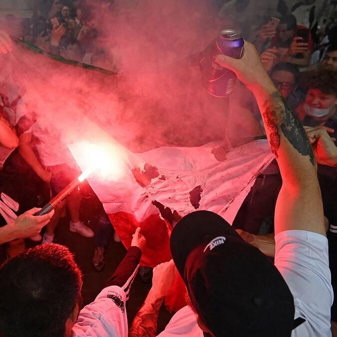 Futebol: quatro pessoas são presas por ataques racistas contra jogadores da Seleção Inglesa