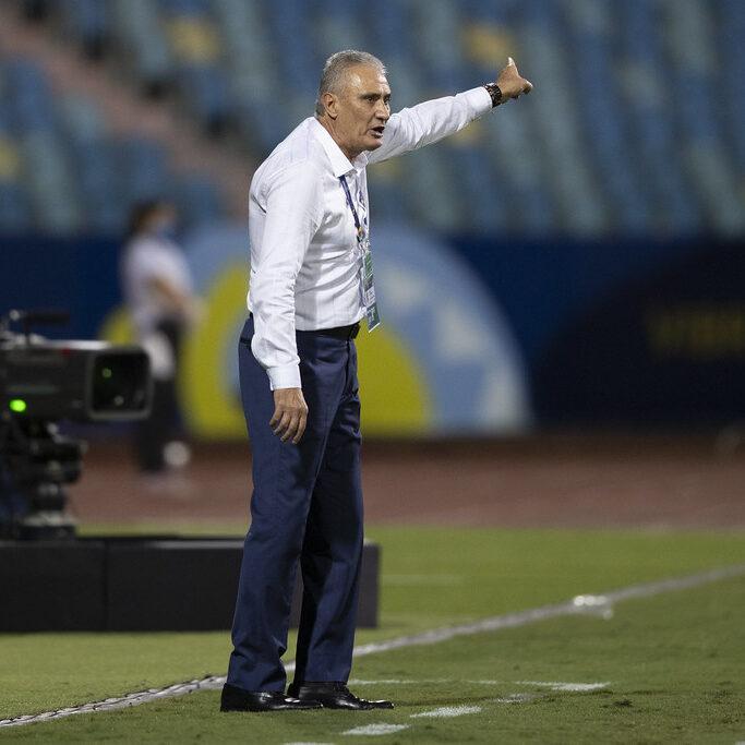 Copa América: Tite faz mistério e não revela substituto de Gabriel Jesus