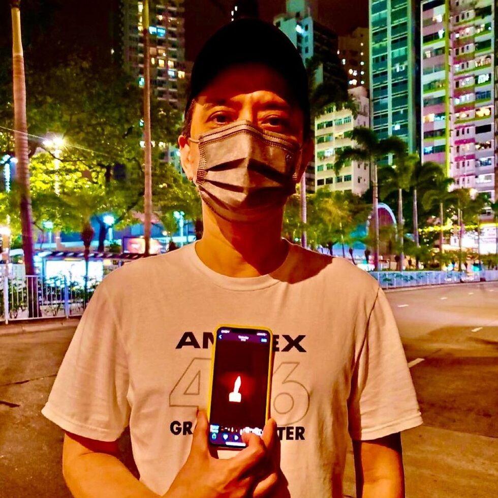Cantor de Hong Kong é indiciado por cantar em ato pró-democracia