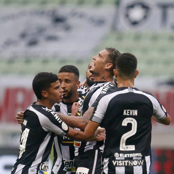 Série B: Botafogo e Vasco terminam rodada a quatro pontos do G-4