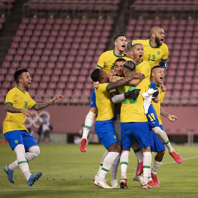 Jogos Olímpicos: Seleção Brasileira derrota México e pega Espanha na final