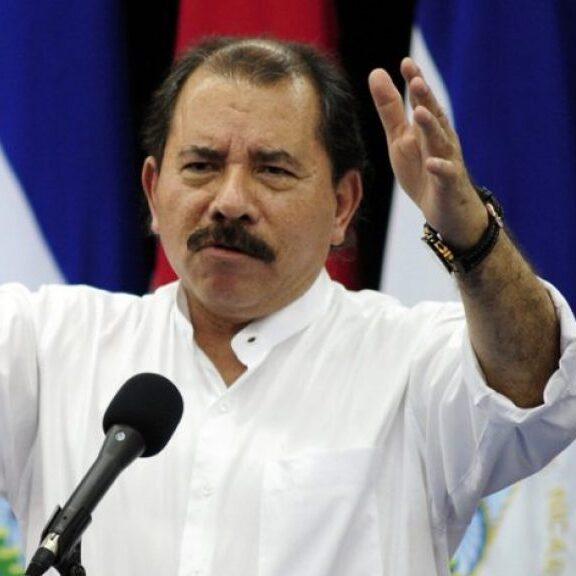 UE amplia sanções à Daniel Ortega e família por violação de direitos humanos
