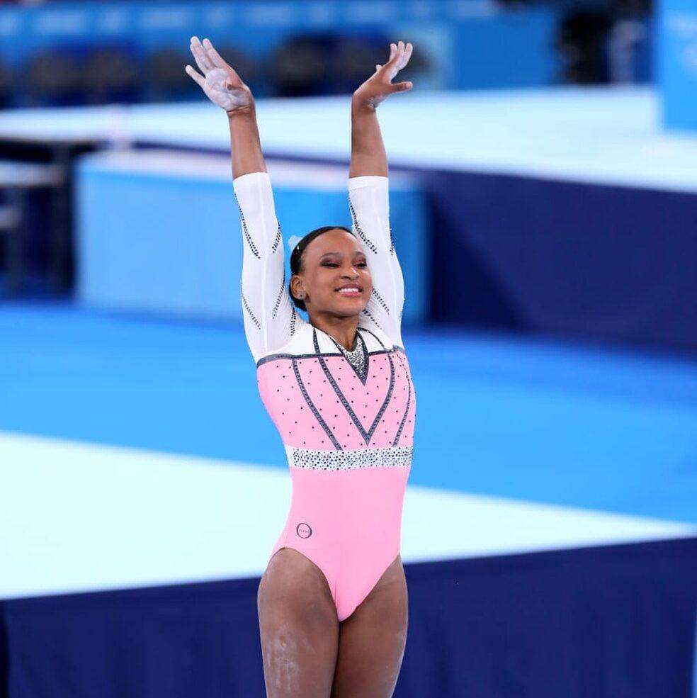 Rebeca Andrade: conheça a 1ª ginasta brasileira campeã olímpica